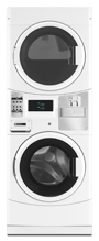 Maytag Single Load Stack Dryer, smart card or coin operated