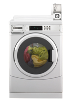 Maytag Front Load Washer, coin operated